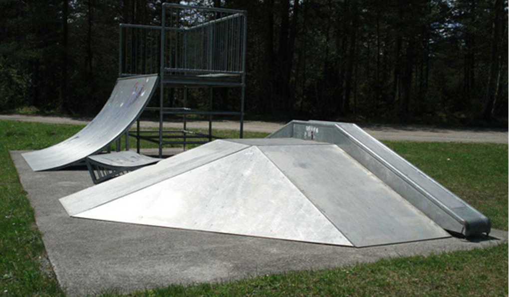 This skatepark is a shithole